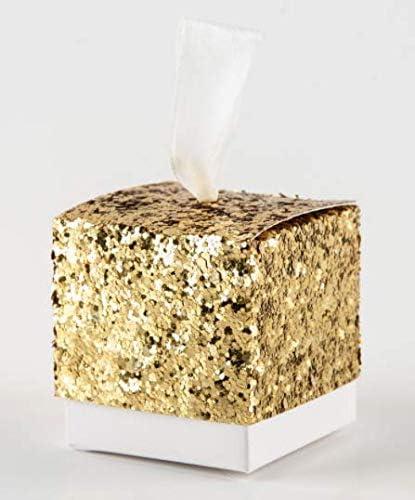 VIDOO 50Pcs Creative Glitter Personalidad Candy Cuadro Retro Sugar ...