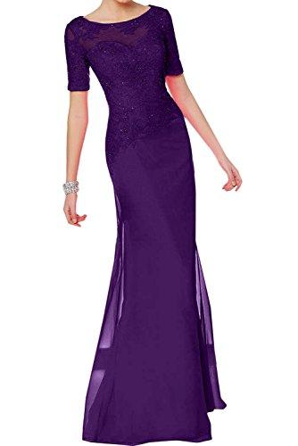 Topkleider - Vestido - Trapecio - para Mujer Violett-1