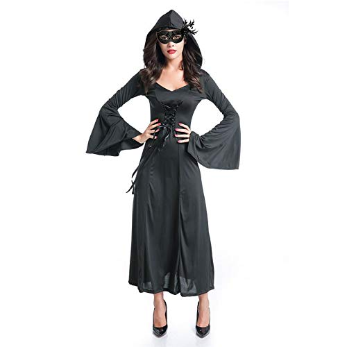 Party Diy Decorations - Custom Adult Palace Gothic Vintage Dress Halloween Witch Costumes Holiday Diy Decorations - Custome Goth Sign Pumpkin Ladies Homecoming Style Costum Pirate -