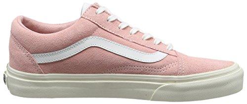 Bestelwagens Unisex Old Skool Sneaker Bloesem / True White