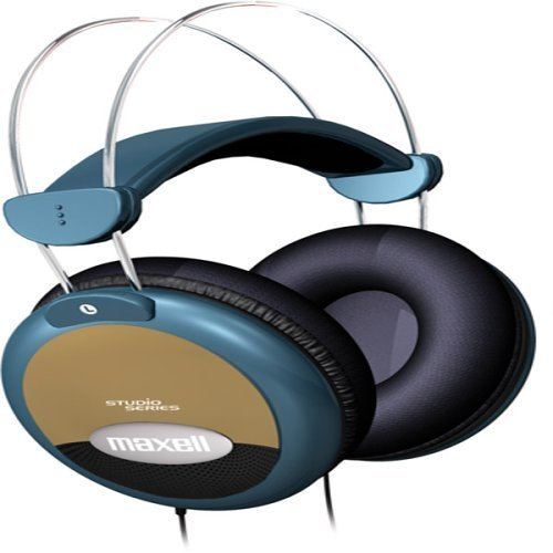 Maxell HP2000 Studio Series Full Size Headphone