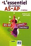 L'essentiel du concours AS-AP by