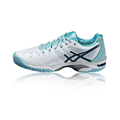 Tennis Ladies blue Solution Chaussures Speed Gel 3 Asics wq4aXxI