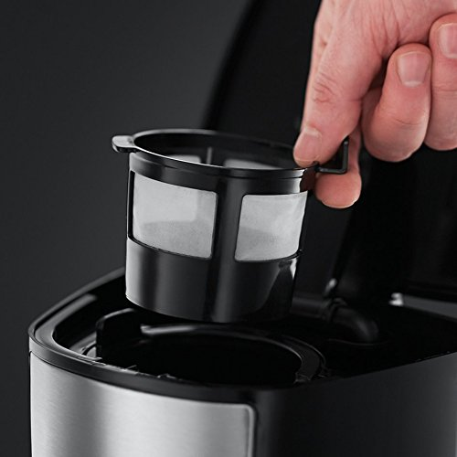 Russell Hobbs Brew y Go cafetera y taza 22630, 400 ml ...