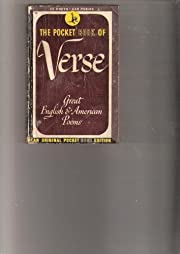 The pocket book of verse,: Great English and…