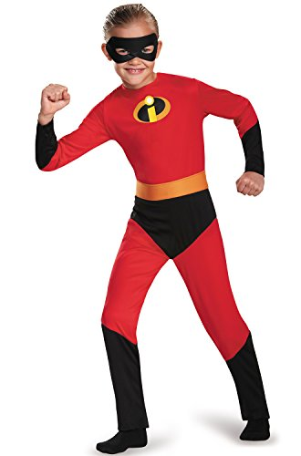 Disguise Disney The Incredibles Dash Classic Boys Costume, One Color, Small/4-6