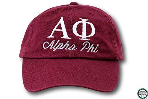 Alpha Phi Sorority Baseball Cap
