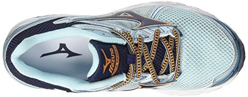 Zapatillas Multicolor Peacoat de Running Orange Wave Clearwater Blazing Wos Mujer Mizuno para Prodigy Fwqt8xv