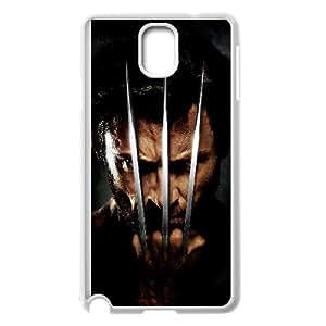 Wolverine Samsung Galaxy Note 3 Cell Phone Case White Txoyp