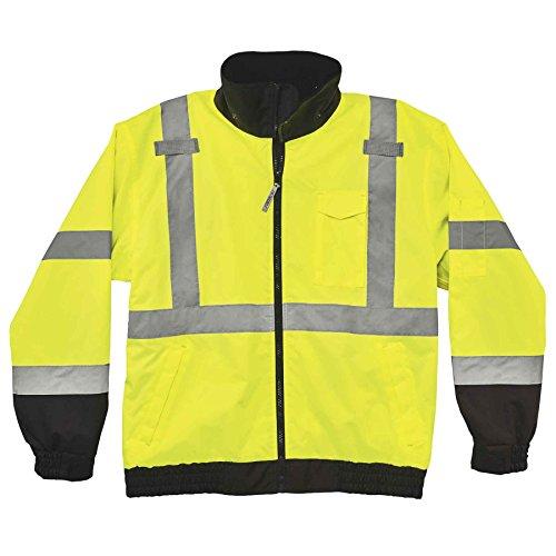 Ergodyne GloWear 8379 Visibility Fleece