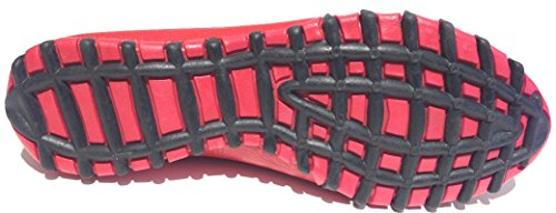 Lit Women's Leather Red LF9010 Foot Shoe UO8rv5qUw