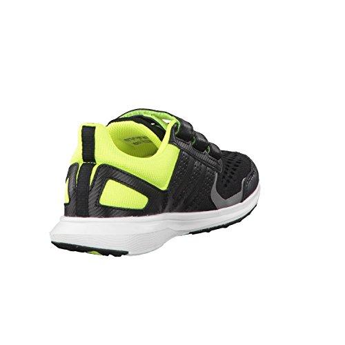 adidas Chaussures DAthlétisme Pour Garçon Noir Noir / Gris / Lima