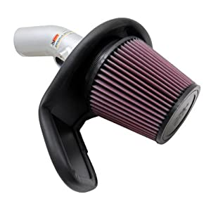 K&N Performance Cold Air Intake Kit 69-4521TS with Lifetime Filter for Chevrolet Cruze 1.4L by K&N