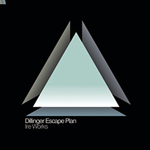 CD : The Dillinger Escape Plan - Ire Works (CD)