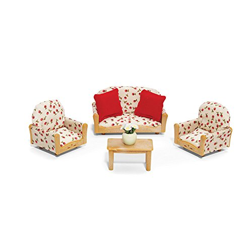 Calico Critters Living Room Suite Critter House Room Furniture