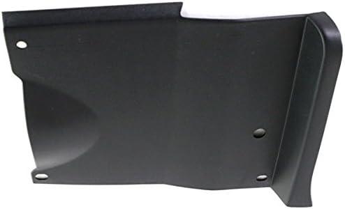 Plastic Passenger Side Bumper Impact Absorber For Xterra 02-04 Front