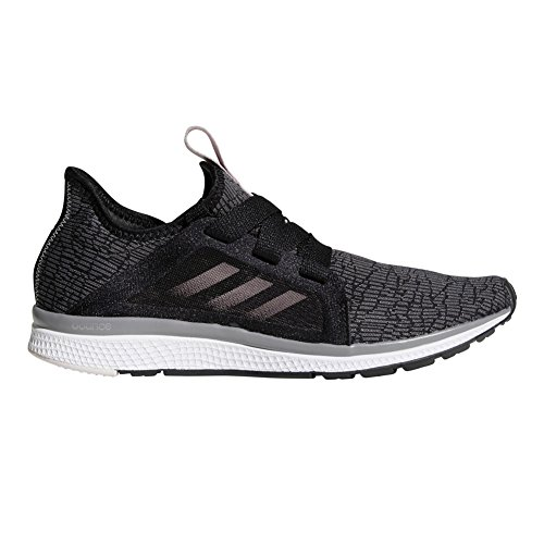Zapatillas De Running Adidas Mujeres Edge Lux W, Negrita Rosa / Haze Coral / Negro, 12 M Us Core Black, Vapor Gray Met.fabric, Orchid Tint S