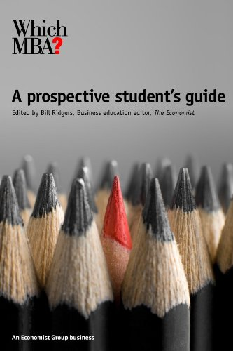 Which MBA? A prospective student's guide