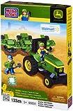 Mega Bloks John Deere Tractor and Mower 80831, Baby & Kids Zone
