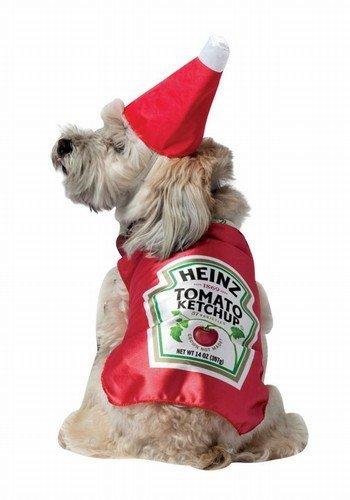 Heinz (Pet Rasta Costumes)
