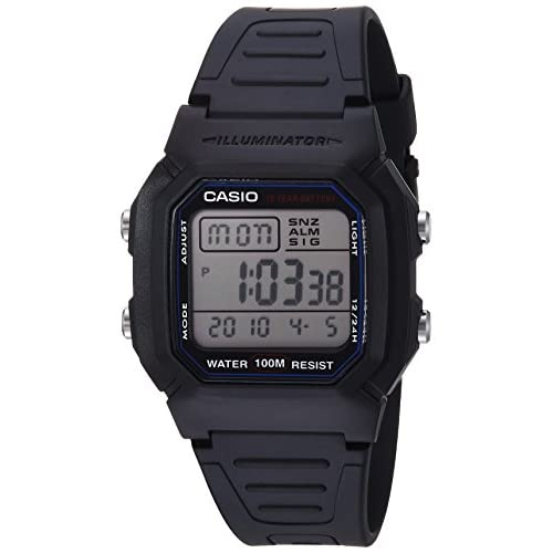 Casio Men's W800H-1AV...