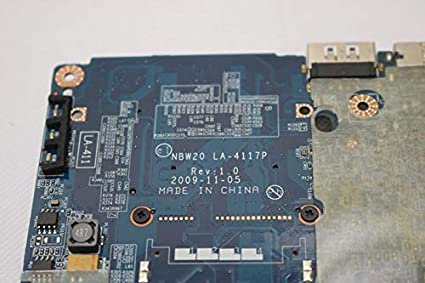 For HP CQ41 laptop motherboard LA-4117P 588017-001 AMD CPU 100/% tested 998
