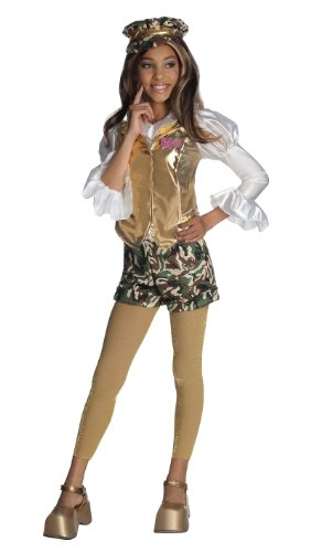 Rubie's Costume Co - Bratz - Sasha Child Costume - large (12/14) - (Bratz Sasha Costume)