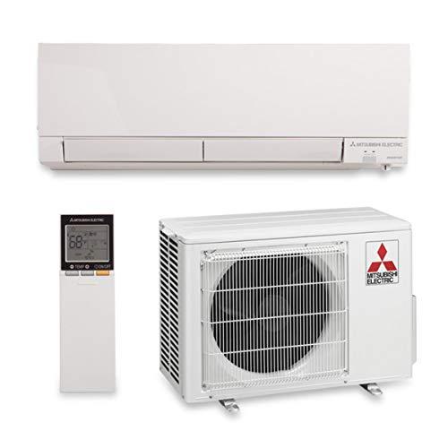 Price comparison product image Mitsubishi 9, 000 BTU 30.5 SEER Wall Mount Heat Pump 208 / 230V H2i Hyper Heat