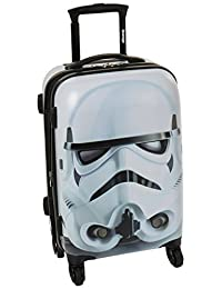 American Tourister Disney Star Wars All Ages Spinner, Storm Trooper, International Carry-on