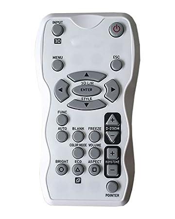 Amazon.com: Universal de repuesto mando a distancia para ...