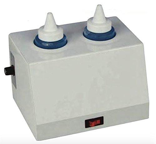 Jorvet Ultrasound Gel Warmer, Two Bottles