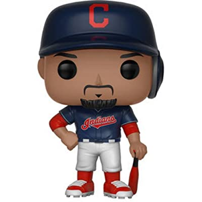 Funko POP! Major League Baseball Francisco Lindor Collectible Figure, Multicolor: Funko Pop!:: Toys & Games