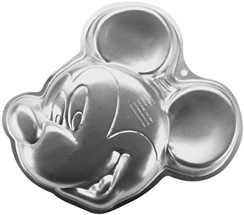 Wilton Aluminum Mickey Mouse Cake Pan by Wilton (Image #1)