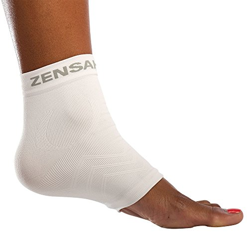 Zensah Ankle Support pression Ankle Sleeve