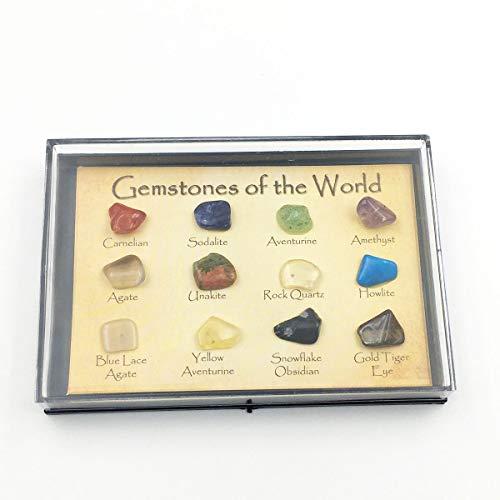 mini polished stones - 5