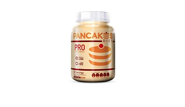 PRO PANCAKES 1500 GRS - PANCAKES DIET: Amazon.es: Hogar