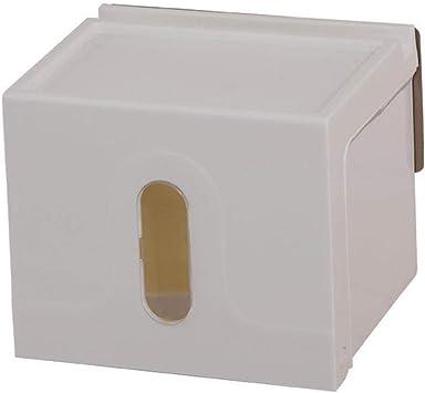Caja de papel higiénico inodoro de perforación libre baño papel ...
