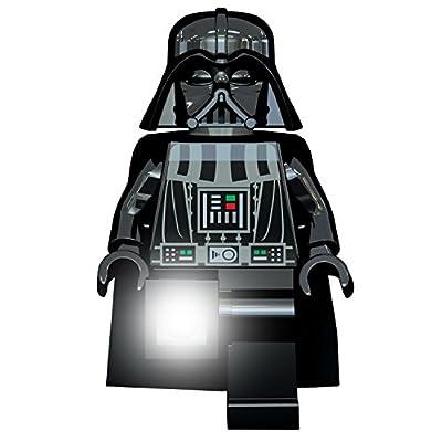IQ Lego Star Wars Darth Vader LED Torch - Flashlight: Toys & Games