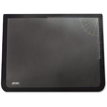 Amazon Com Artistic 19 Quot X 24 Quot Logo Pad Lift Top Desk Pad