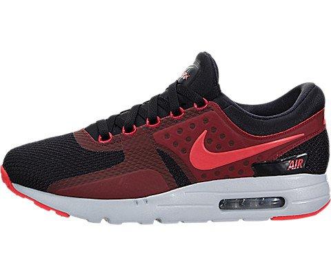 Nike Men's Air Max Zero Essential Running Shoe 9 Black