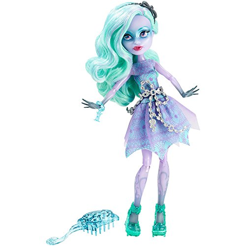 Monster High Haunted Getting Ghostly Twyla Doll