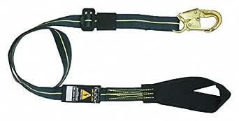 Restraint Lanyard, 6 ft, Kevlar(R), Yellow