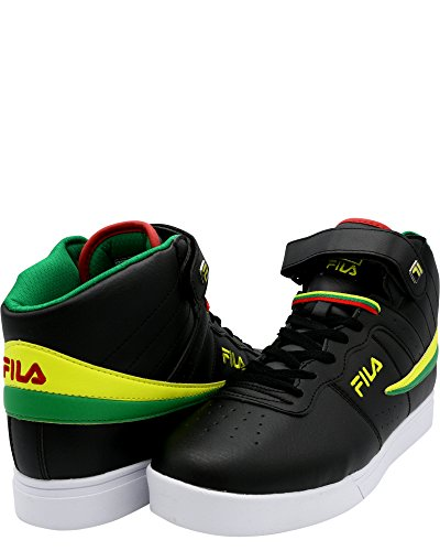 Fila Heren Vulc 13 Mp Sneaker Zwart / Groen