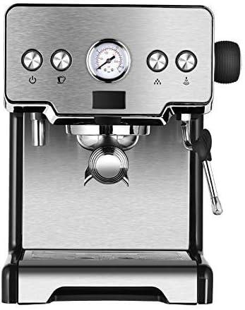 JLL Máquina de café Espresso, Cafetera Barista Espresso, Bomba de ...