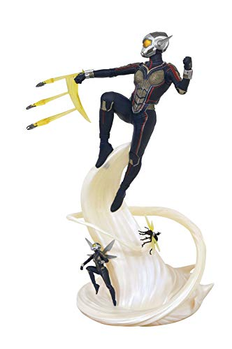 - DST Marvel Milestones: Ant-Man and The Wasp Resin Statue