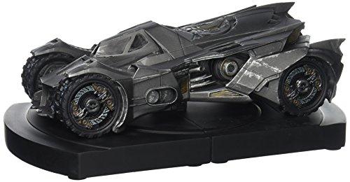 Icon Heroes Batman: Arkham Knight: Batmobile Statue Bookend (Batman Icon)