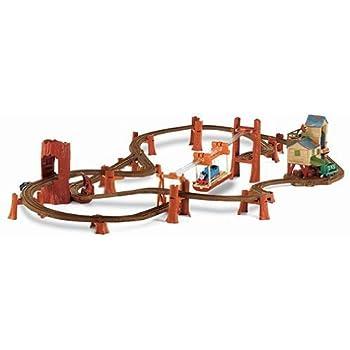 Amazon.com: Thomas the Train: Zip, Zoom, and Logging Adventure: Toys ...