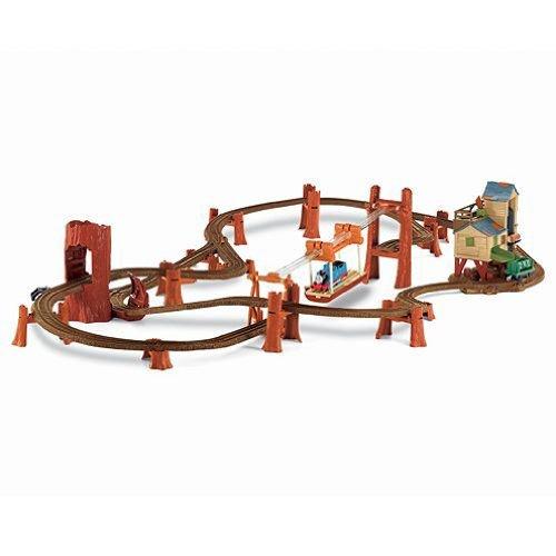 Mattel R9634-0 - Fisher-Price Thomas & seine Freunde Großes Abenteuer Spielset