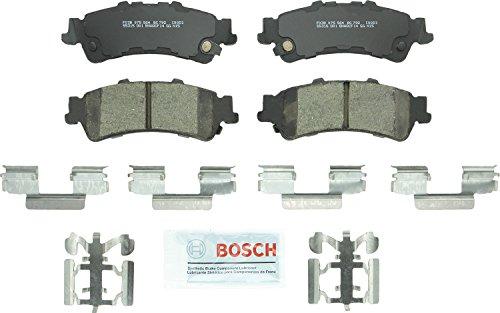 Bosch BC792 QuietCast Premium Ceramic Rear Disc Brake Pad Set