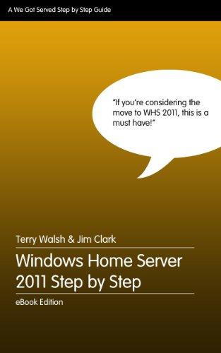 Download Windows Home Server 2011 Step by Step Pdf
